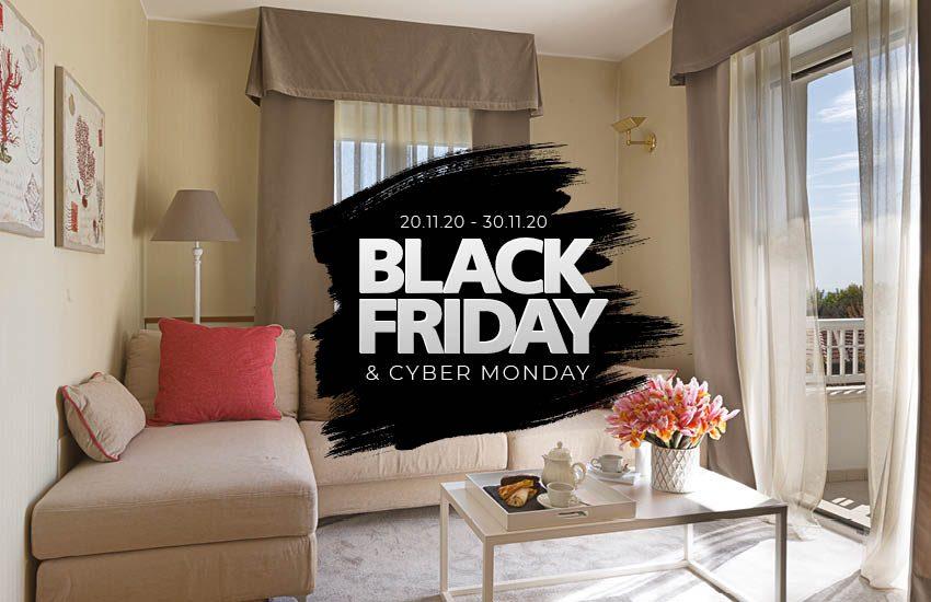 Hotel 4 stelle Offerta Black Friday Riccione